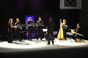 EL ALBA SONORA, concierto de clausura del Festival de Música Antigua de Úbeda y Baeza