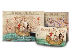 El Doncel del Mar, melodías medievales desde Estambul a Costa da Morte. Nuevo CD de EMILIO VILLALBA
