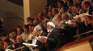 Más de 470 ciudadanos anónimos interpretarán 'El Mesías' de Häendel