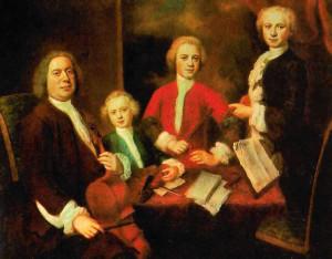 La Coral Reyes Bartlet, recreará piezas de dos generaciones de la familia Bach