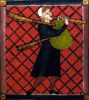 Cuando la gaita velaba los amores medievales