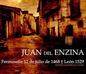 Las músicas enlazadas de Juan del Encina