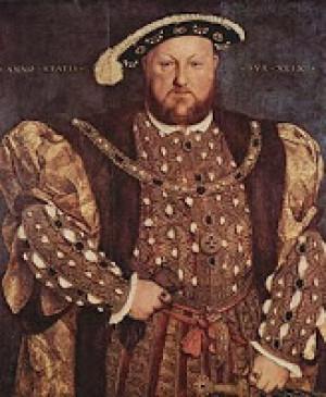 Enrique VIII, el músico que no amaba a las mujeres