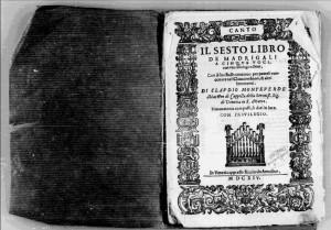 El Sexto Libro de Madrigales de Monteverdi