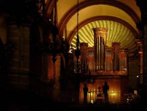 X Festival Internacional de Órgano y Música Antigua, Oaxaca. México