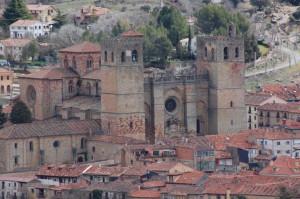 Los tres órganos de la catedral de Sigüenza
