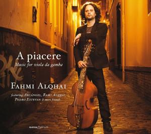 A piacere – Música para Viola da Gamba, lo último de FAHMI ALQHAI