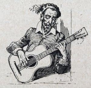 """""""La música en España hoy es cuestión del empeño de cuatro quijotes"""""""