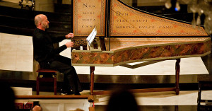 Concierto de Fabio Biondi & Kenneth Weiss. Música de Bach y Locatelli