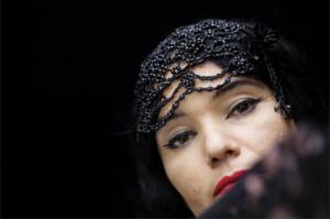 Mara Aranda, la voz desde Sefarad
