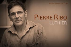 El lutier de Serpentones, Pierre Ribo, llega a España