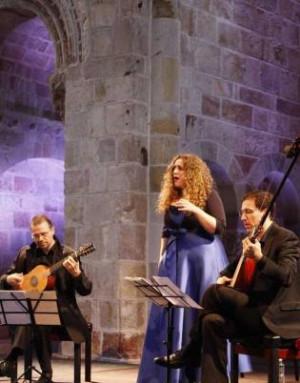 Raquel Andueza & La Galanía: Locura que da placer, dulzura y contento al mundo