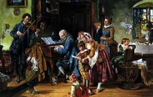 """Se recrea en Madrid una reunión musical """"como en casa de Carl Philipp Emanuel Bach"""""""