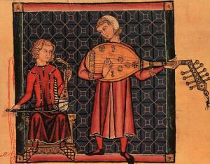 """""""Cantigas de Santa Maria for Singers"""""""