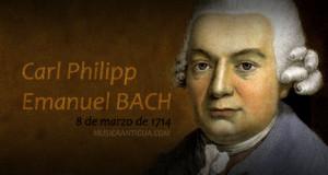 Se cumplen 300 años del nacimiento de Carl Philipp Emanuel Bach