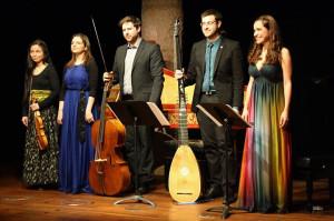 Concierto del Ensemble Daimonion en el Arithmeum de Bonn (Alemania)