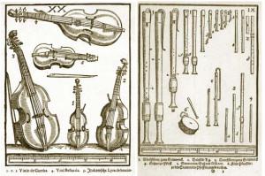 Con muchos instrumentos. Antonio Vivaldi