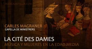 PRESENTACIÓN INTERNACIONAL DE LA CITÉ DES DAMES