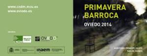 Un ciclo de música antigua en el Auditorio programa una 'Primavera Barroca'