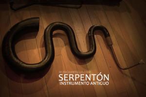 ¿Qué es el Serpentón?