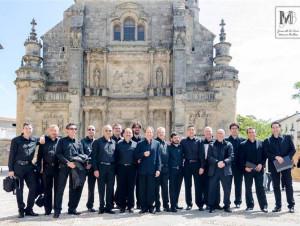 """Presentación del """"Coro de Seises de El Salvador de Úbeda"""""""