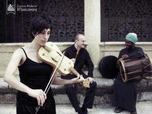 Un Paseo por la Música Medieval Europea  en Alcalá de Henares