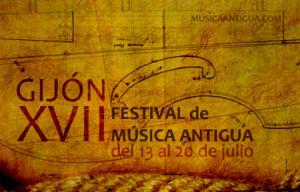 XVII Festival de Música Antigua de Gijón