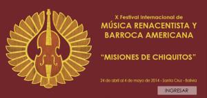 La música antigua volverá a reinar en Chiquitos