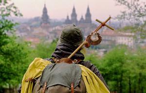 Renaissance Choir actúa en Compostela tras hacer el Camino Inglés de Santiago