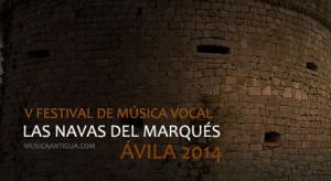 Festival de Música Vocal de Las Navas del Marqués (Ávila)