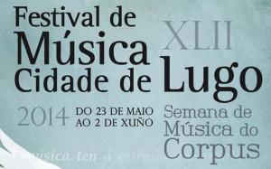 La Música Antigua estará presente en el Festival de Música de Lugo