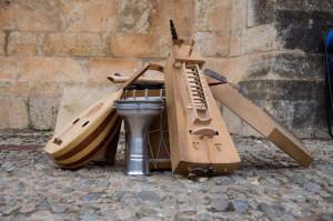 """Comienza el ciclo """"Cantando a la Edad Media"""", con música Sefardí de MALADANZA"""