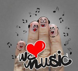 Se dan clases de Felicidad…, perdón de Música