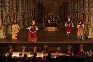 Ópera seria y ópera buffa