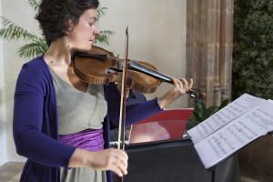 María Huertas: Afán por dar a conocer la Música Antigua