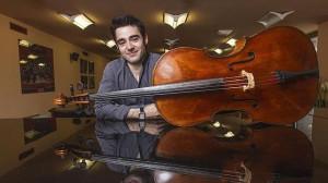 """Un joven español es elegido para """"convivir"""" con un Stradivaius de 10 millones de euros"""