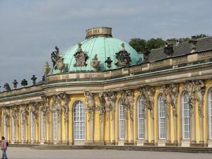 La Ritirata actúa en el Palacio de Sanssouci