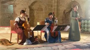 3 Damas que devolvieron Sigüenza al Renacimiento