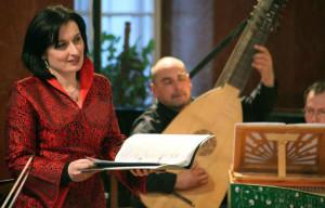 'La música antigua es un maravilloso campo de bellos textos e historias, melodías y armonías'