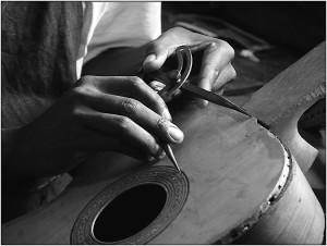 Lutheria o Lauderia, el arte de hacer instrumentos musicales