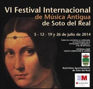 Arranca el Festival de Música Antigua de Soto del Real