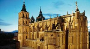 El órgano protagoniza el ciclo 'Música en la catedral de Astorga'