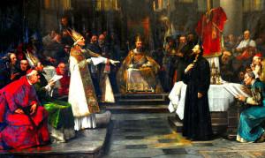 San Vicente Ferrer: 'Temed a Dios y honradlo, porque se acerca la hora del Juicio'