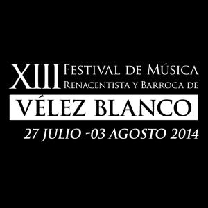 Una nueva edición del Festival de Música Renacentista y Barroca de Vélez Blanco