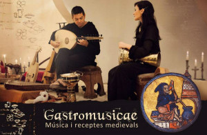 """Gastromusicae: """"Música y recetas medievales"""""""