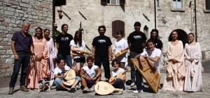 Se buscan escuelas para un Intercambio cultural de Música Antigua con Italia