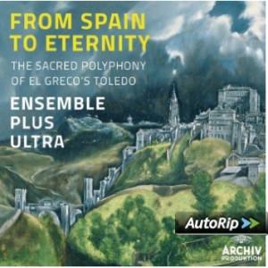 Música de la época de El Greco, nuevo CD