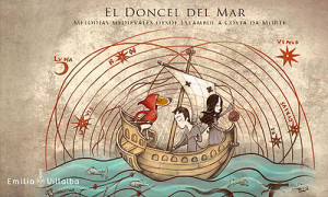 EL DONCEL DEL MAR: melodías medievales. Documental