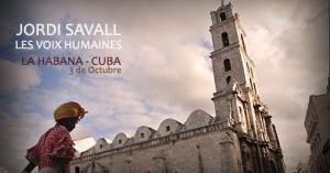 Jordi Savall en La Habana