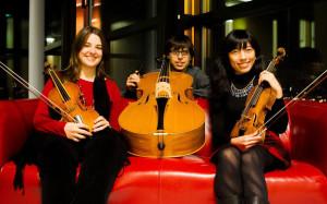 Jóvenes que apuestan por la música antigua